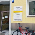 Praxis Sabine Papperger Eingang