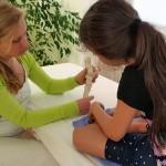 Kindersosteopathin München Schwabing Sabine Papperger